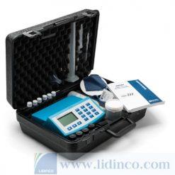 Máy Đo Đa Thông Số Nước &Amp; Nước Thải (Có COD) Máy Đo Quang Và Máy Đo pH Hanna Instruments HI83399