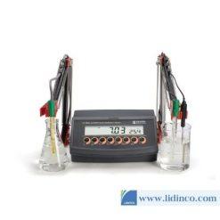 Máy kiểm tra chất lượng nước đa năng HI2550-20 Hanna Instruments