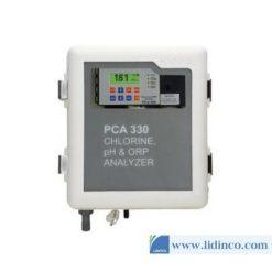 Máy phân tích clo, pH, ORP và nhiệt độ PCA300 Series Hanna Instruments