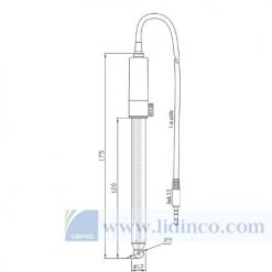 Điện cực pH chất liệu thủy tinh dùng cho hydrocacbon và dung môi -Hana Instruments HI10430
