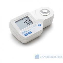 Khúc Xạ Kế Kỹ Thuật Số Để Phân Tích % Glucose Theo Trọng Lượng Hanna Instruments HI96803