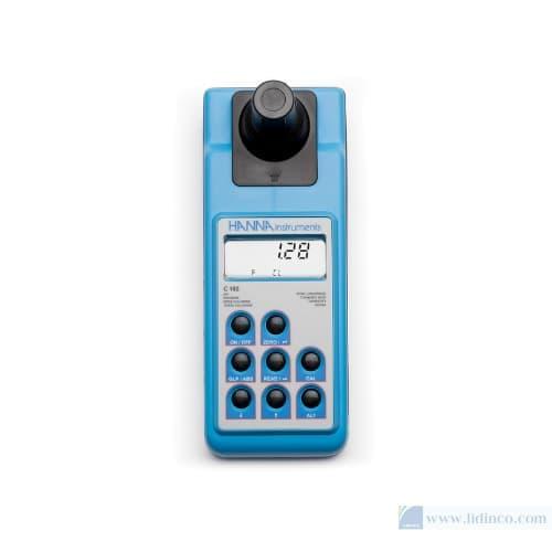 Máy Đo Độ Đục Và Ion Đa Thông Số Dạng Cầm Tay - Hanna Instruments HI93102