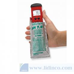 Máy Đo Nhiệt Độ/pH Chống Nước pHep®5 pH HI98128