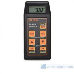 Máy Đo pH / mV Cầm Tay Hanna Instruments HI8424