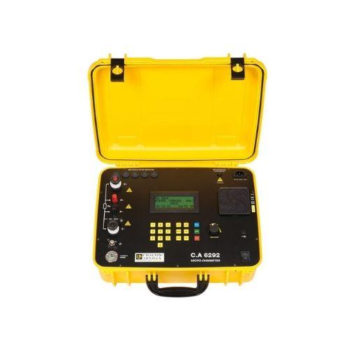 thiết bị đo điện trở thấp mili - microhm