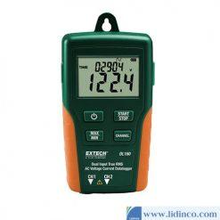 Bộ Ghi Dữ Liệu Điện Áp/ Dòng Điện AC True RMS Extech DL160