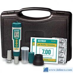 Bộ Kit Đo Clo, pH, Nhiệt Độ ExStik Extech EX800