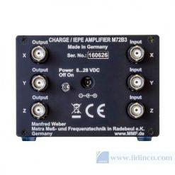 Bộ điều hòa tín hiệu cho sensor rung MMF M72B3 IEPE -1