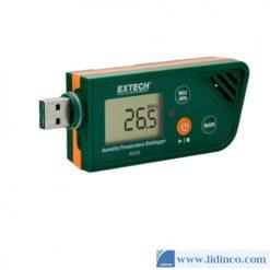 Bộ ghi dữ liệu độ ẩm, nhiệt độ Extech RHT30