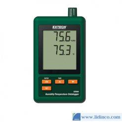 Bộ ghi dữ liệu độ ẩm, nhiệt độ Extech SD500