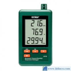 Bộ ghi dữ liệu độ ẩm, nhiệt độ, áp suất khí quyển Extech SD700