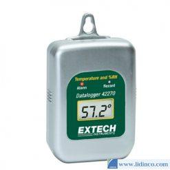 Bộ ghi dữ liệu nhiệt độ, độ ẩm Extech 42270