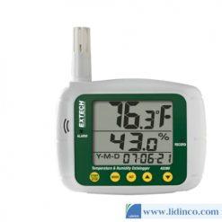 Bộ ghi dữ liệu nhiệt độ, độ ẩm Extech 42280