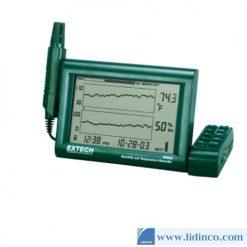 Bộ ghi dữ liệu nhiệt độ, độ ẩm Extech RH520A