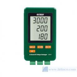 Bộ thu thập dữ liệu điện áp 3 kênh Extech SD910