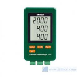 Bộ thu thập dữ liệu dòng điện 3 kênh Extech SD900
