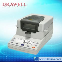 Cân sấy ẩm Drawell DW-102MW