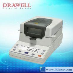 Cân sấy ẩm Drawell DW-200MW
