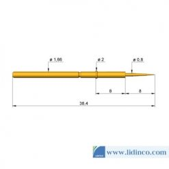 Chân pin ICT Ingun E-422 Series