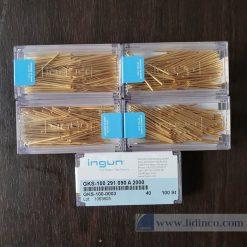 Chân pin ICT,FCT Ingun GKS 100