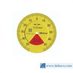 Đồng hồ so cơ khí Mitutoyo 1960T 1mm1.27mm