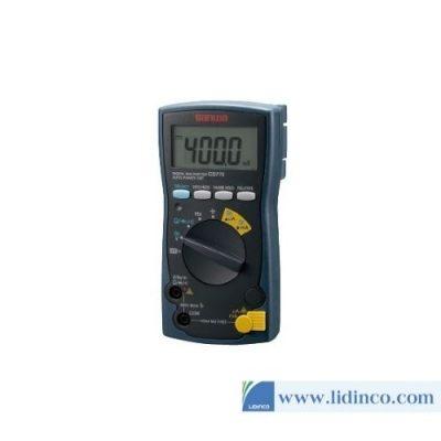 Đồng hồ vạn năng cầm tay Sanwa CD770 600V400mA