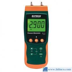 Máy Đo Áp Kế Chênh Lệch Extech SDL720