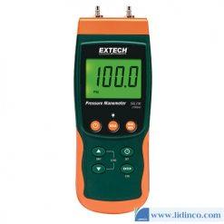 Máy Đo Áp Kế Chênh Lệch Extech SDL730