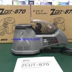 Máy cắt băng keo tự động Yaesu ZCUT-870 (15~70mm)