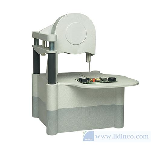 Máy cưa mẫu để bàn lưỡi kim cương Allied High Tech