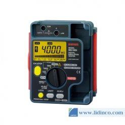 Máy đo cách điện cao áp Sanwa MG1000