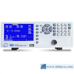 Máy đo điện trở UCE UC2518A 10μΩ ~ 200kΩ