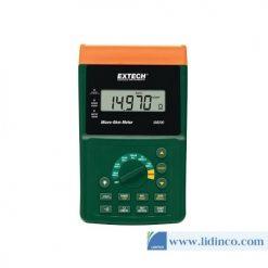 Máy đo điện trở thấp Micro-Ohm Extech UM200