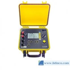 Máy đo điện trở thấp Micro-ohm Chauvinx Arnoux C.A 6240