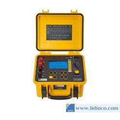 Máy đo điện trở thấp Micro-ohm Chauvinx Arnoux C.A 6255