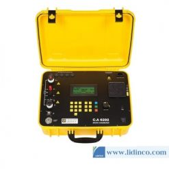 Máy đo điện trở thấp Micro-ohm Chauvinx Arnoux C.A 6292