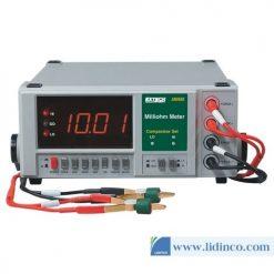 Máy đo điện trở thấp miliohm Extech 380562