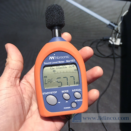 Máy đo độ ồn Nor103 - 1
