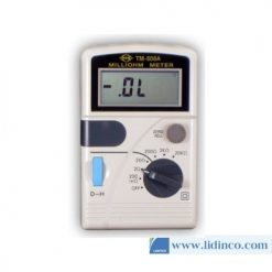 Máy đo milliohm TM-508A