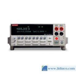 Máy đo nguồn SMU Keithley 2440 10pA100nV