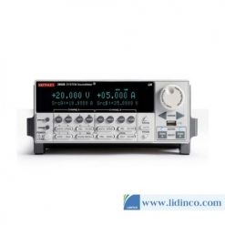 Máy đo nguồn SMU Keithley 2636B 0.1fA100nV