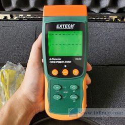 Máy đo nhiệt độ Data Logger Extech SDL200