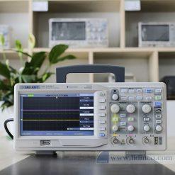 Máy hiện sóng Siglent SDS1052DL+ 50MHz - 2 CH