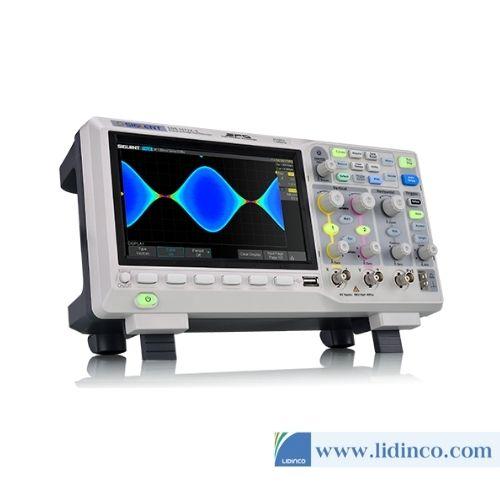 Máy hiện sóng Siglent SDS1202X-E 200Mhz - 2 CH