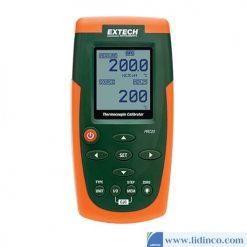 Máy hiệu chuẩn cặp nhiệt điện Extech PRC20