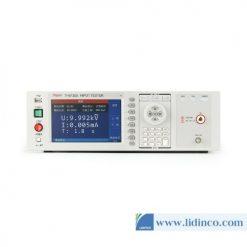 Máy kiểm tra điện áp chịu đựng Tonghui TH9120A Hipot Tester