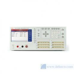 Máy kiểm tra khả năng chịu đựng dây cáp TongHui TH8602-3