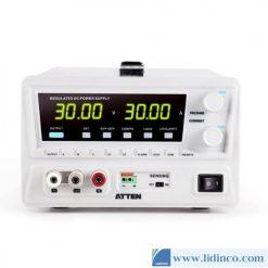 Nguồn DC Lập Trình 30V/30A Atten CP600