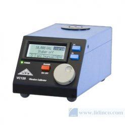 Thiết bị hiệu chuẩn máy đo độ rung MMF VC120