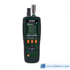 Máy đếm hạt, nhiệt độ môi trường và độ ẩm Extech VPC300